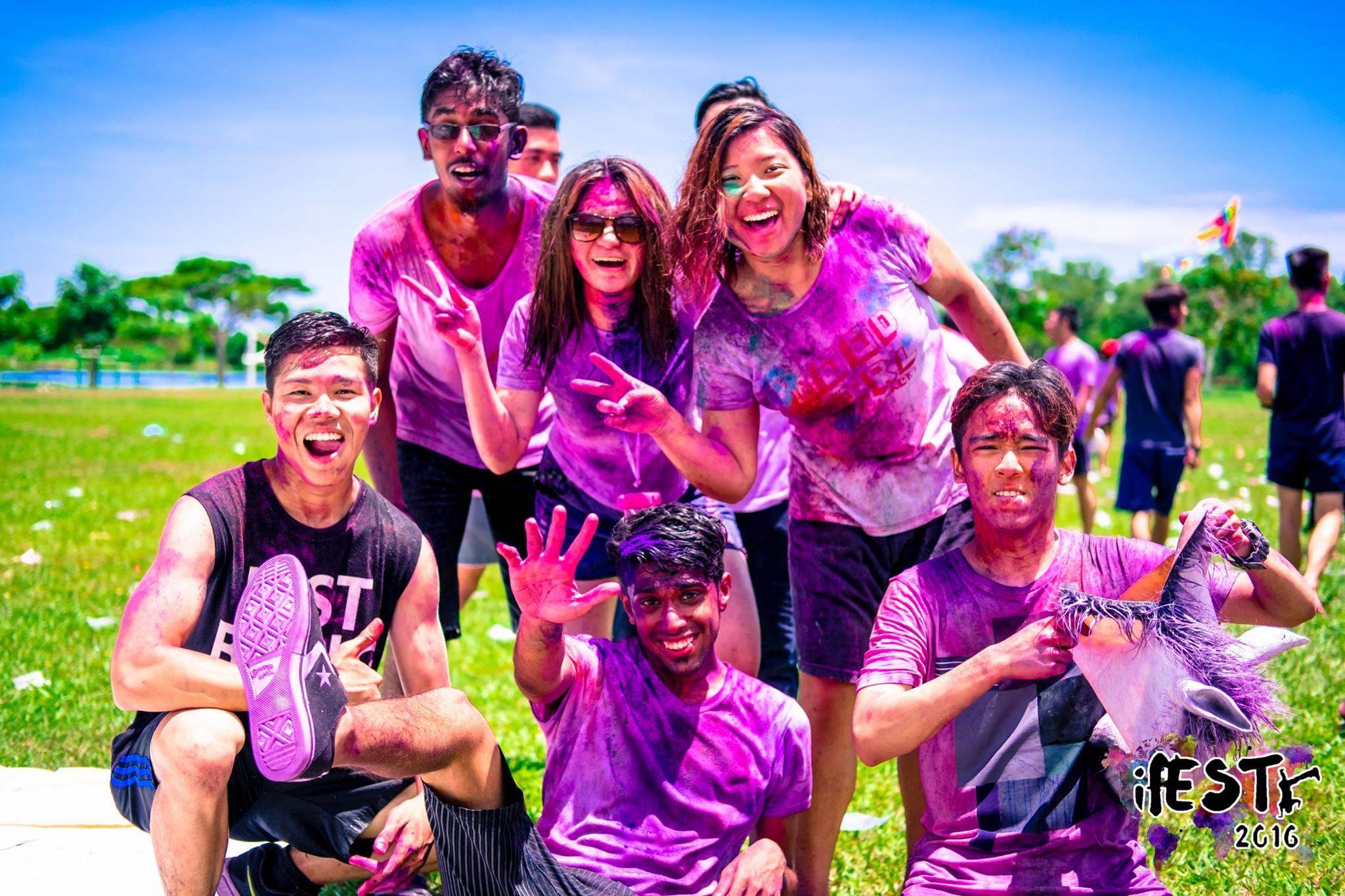Curtin Sarawak iFest 2016