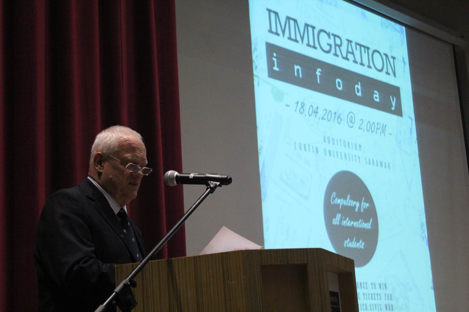 Immigration Info Day