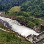 Curtin Malaysia engineering students visit Murum Dam