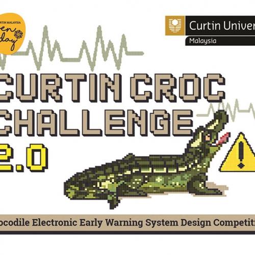 Entries to Curtin Croc Challenge open until 15 August