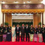 Curtin Malaysia students receive Tun Taib scholarships