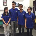 Curtin Malaysia students proud to represent Malaysia at IEEE-IAS event in US
