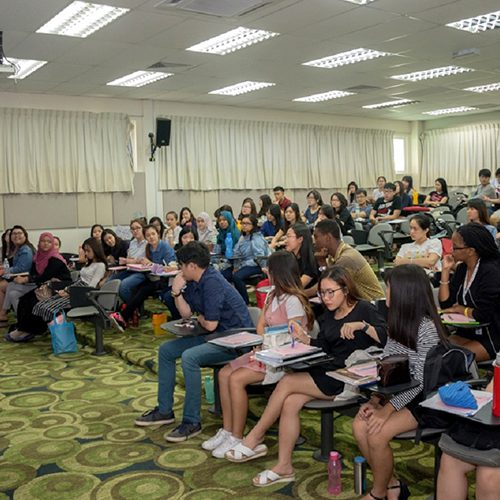 Curtin Malaysia students encouraged to explore career opportunities through internships