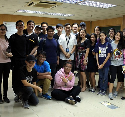 Curtin Malaysia students get insights into newspaper publishing
