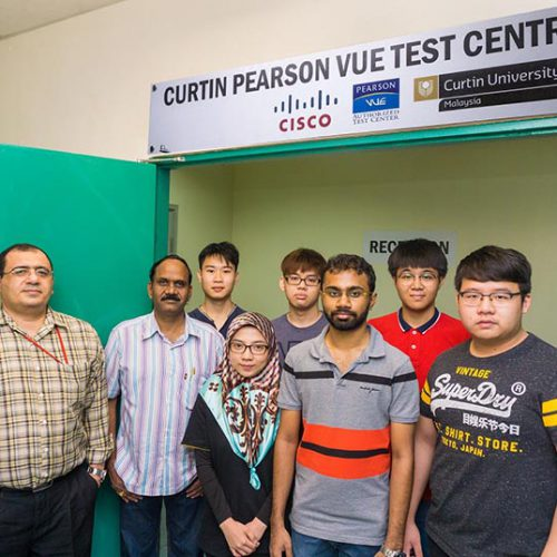 Curtin Pearson VUE Authorised Test Centre a boon to candidates pursuing key industry certifications