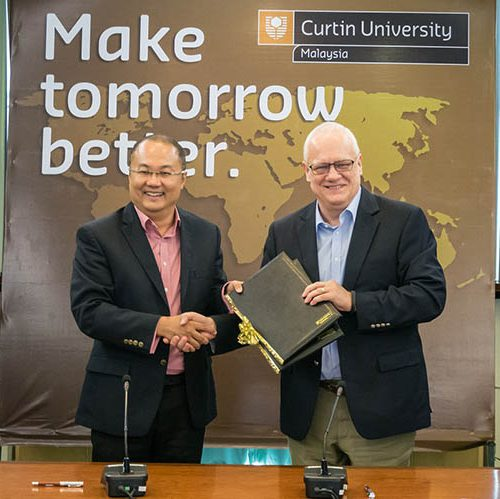 Curtin Malaysia and Novakey Developers strengthen partnership
