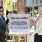 Sarawak Garden opened at Curtin main campus