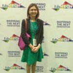 Curtin Malaysia academic represents university at EduTECH 2017
