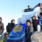 Curtin students conquer Mount Kinabalu
