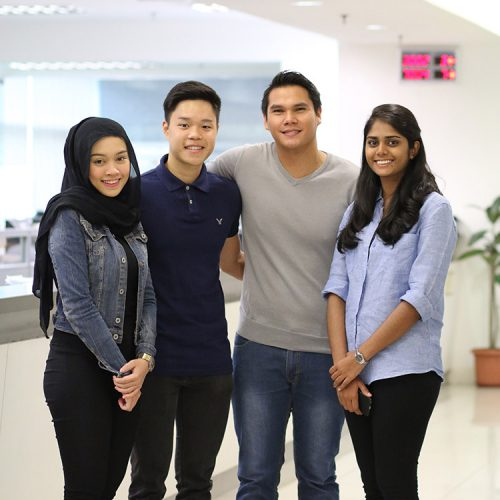 Curtin Malaysia gives back to community with special Foundation Scholarships for high achieving students