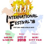 Miri community invited to Curtin Malaysia's International Festival on 27 April
