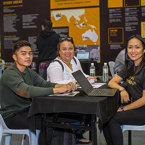 A world-class education is within your reach. Find out at Curtin Malaysia's Academic Open Day.