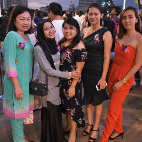 Curtin Malaysia students global ambassadors at 2018 GlobCom Symposium